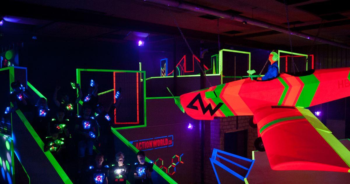 Bildergebnis für actionworld lasertag